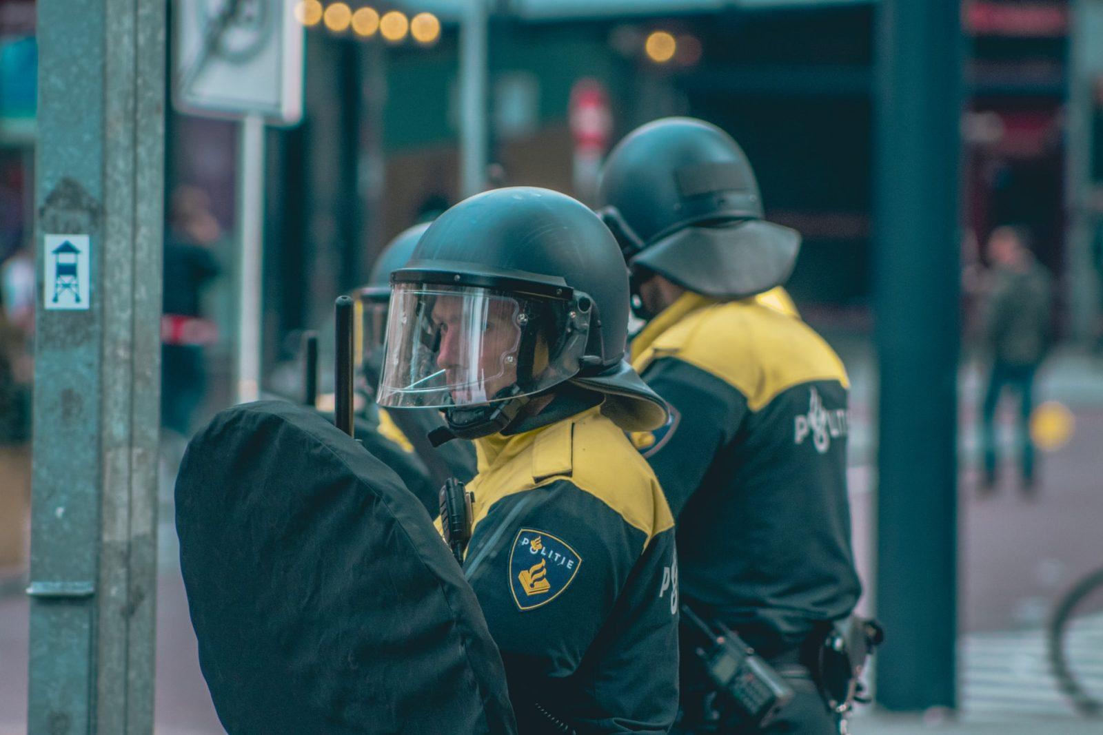 Nederlandse agenten